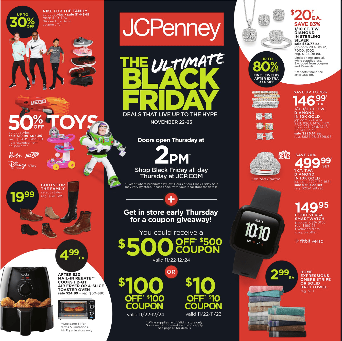 c16551bd6ba JCPenney Black Friday 2018 Page 1