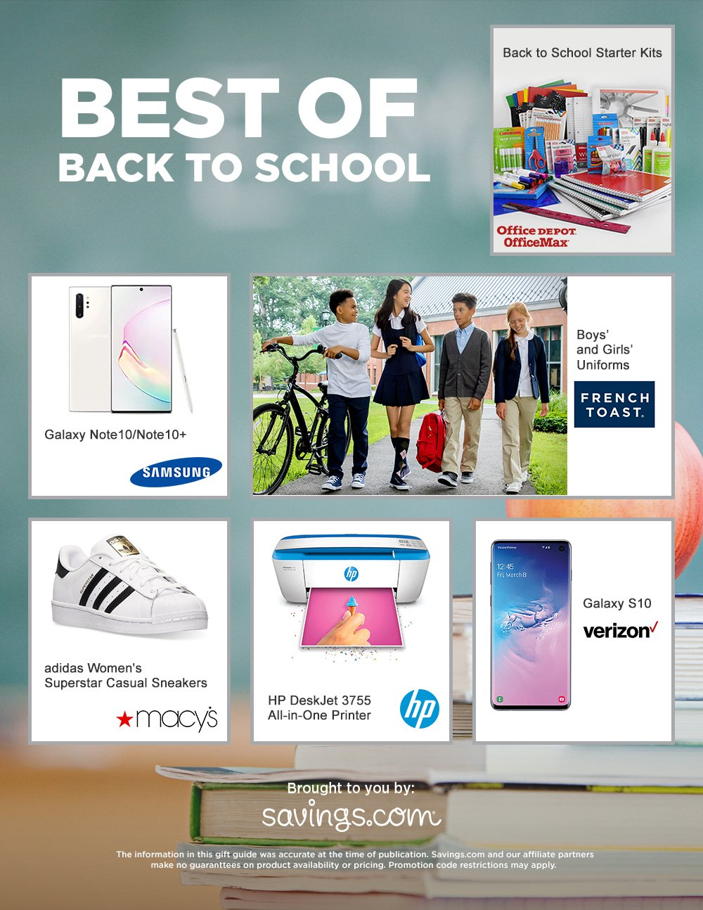 Back To School Buying Guide 2019 Page 2