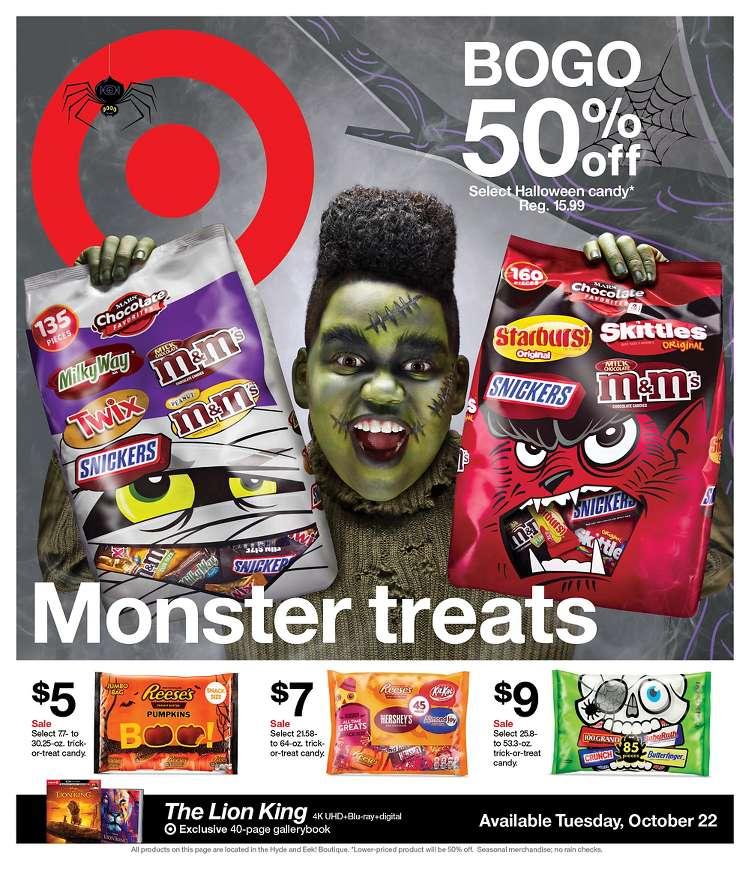 Target Weekly October 20 - 26, 2019 Page 1