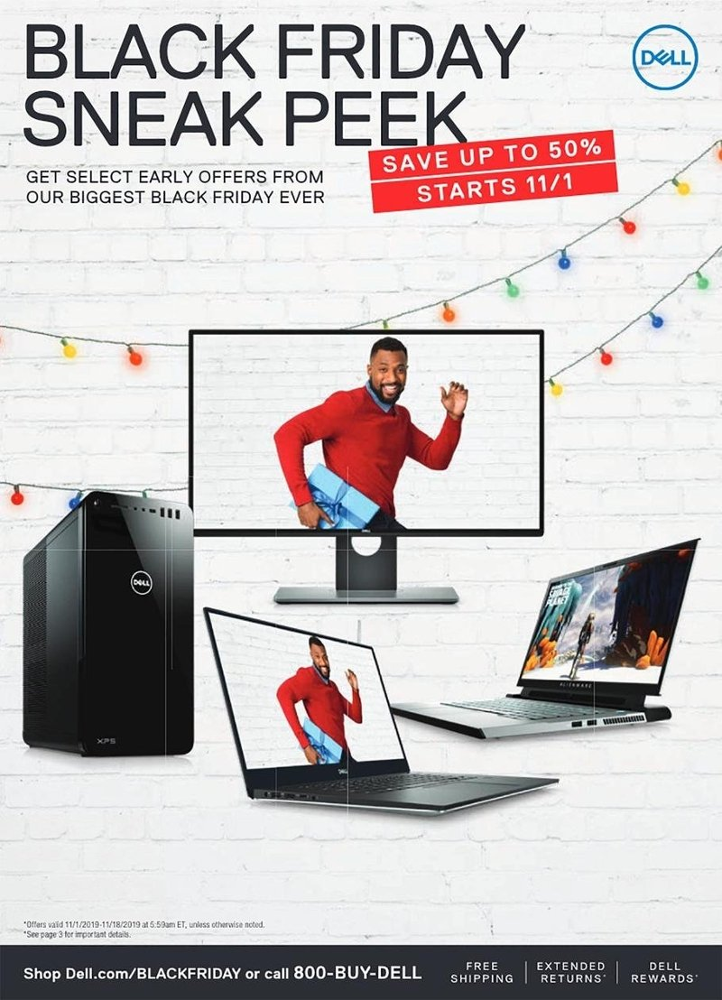 Dell Black Friday 2019 Page 1