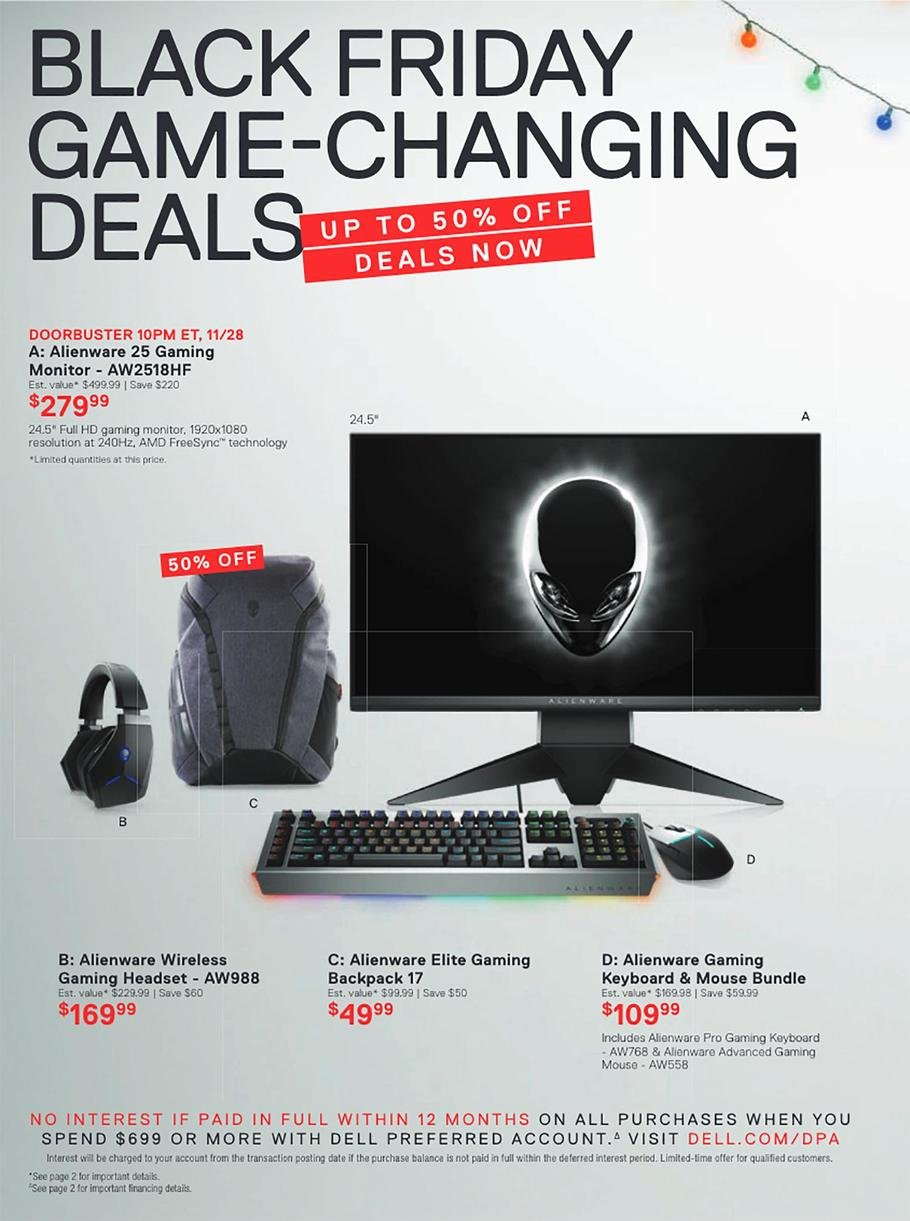 Dell Black Friday 2019 Page 6