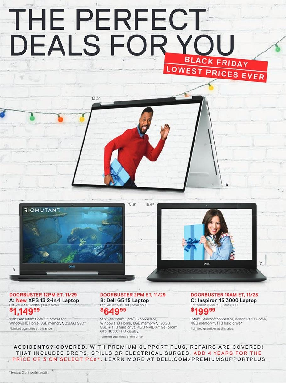 Dell Black Friday 2019 Page 8