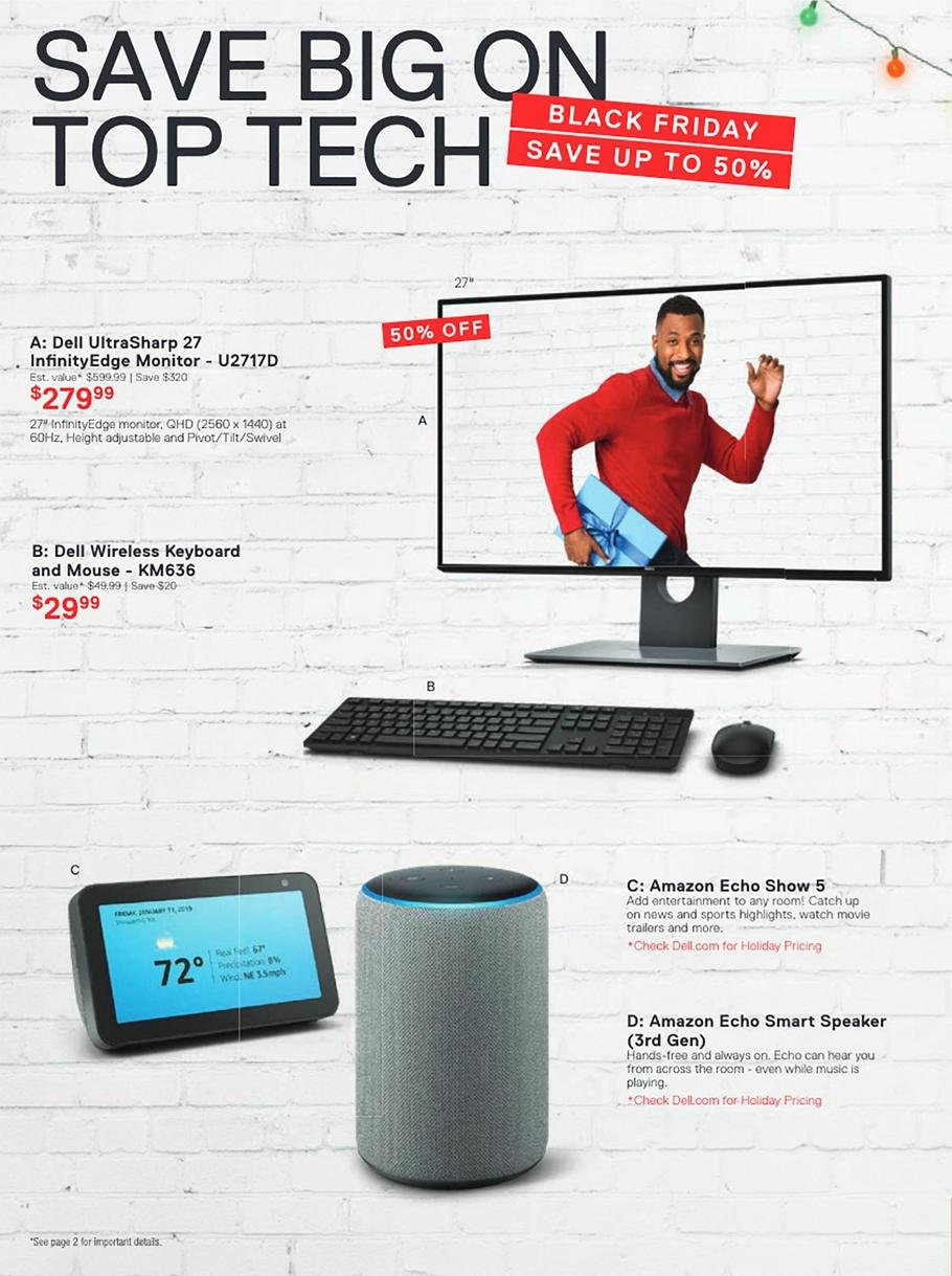Dell Black Friday 2019 Page 10