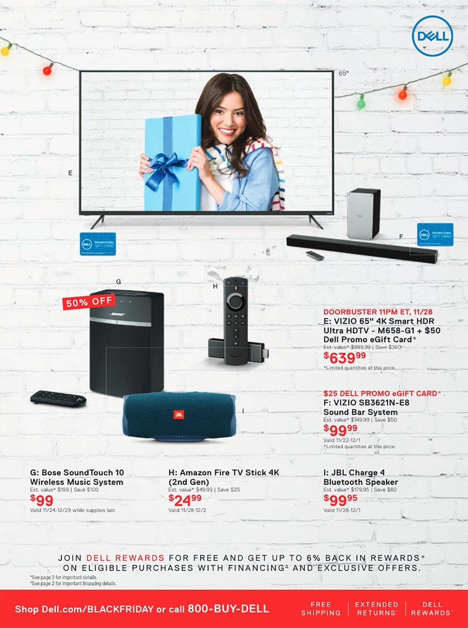 Dell Black Friday 2019 Page 11