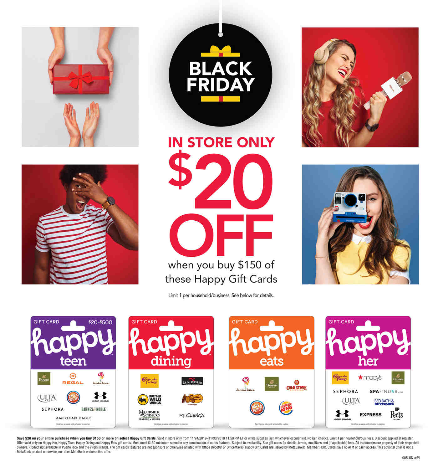 Office Depot and OfficeMax Black Friday 2019 Page 5