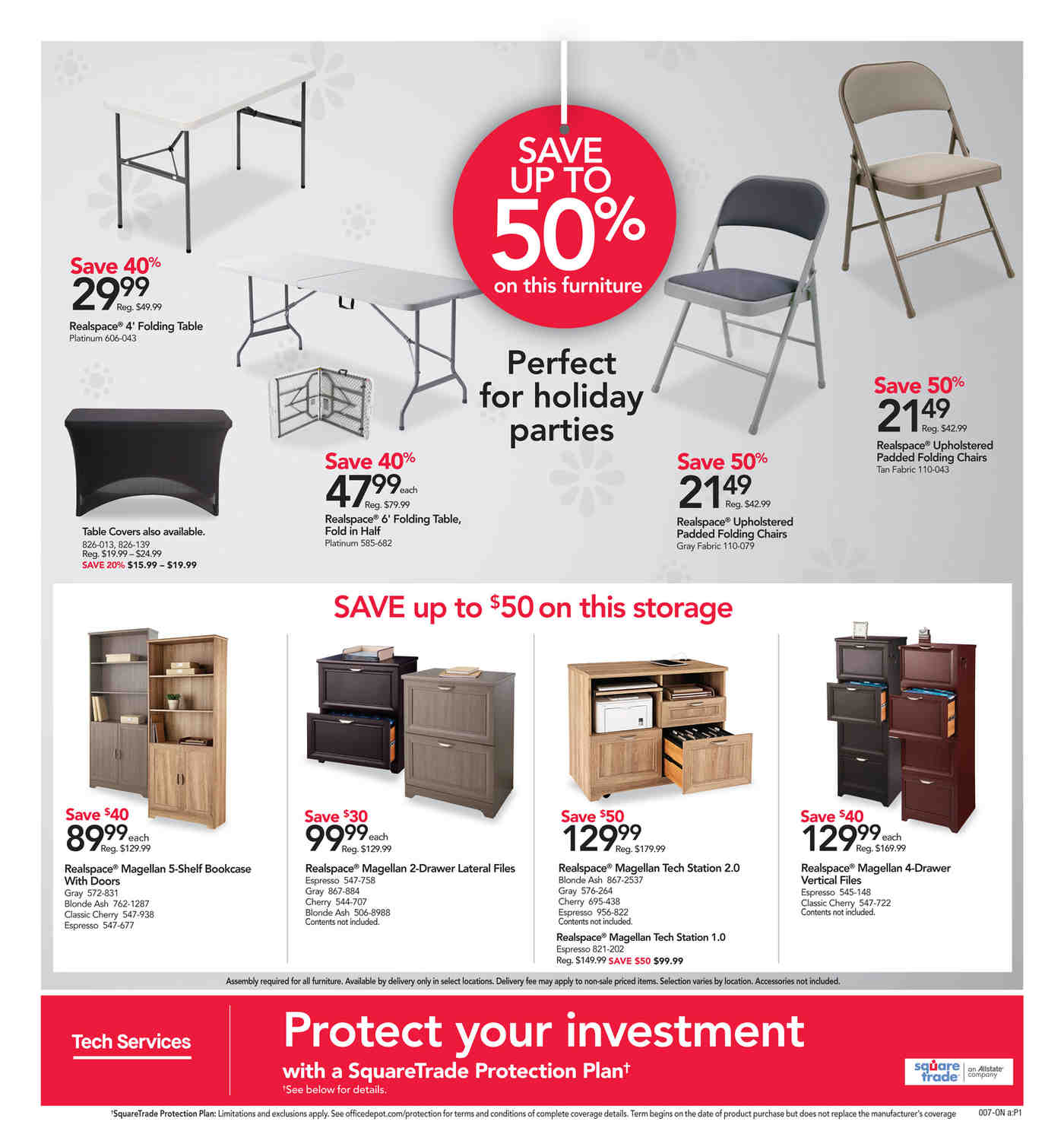 Office Depot and OfficeMax Black Friday 2019 Page 7