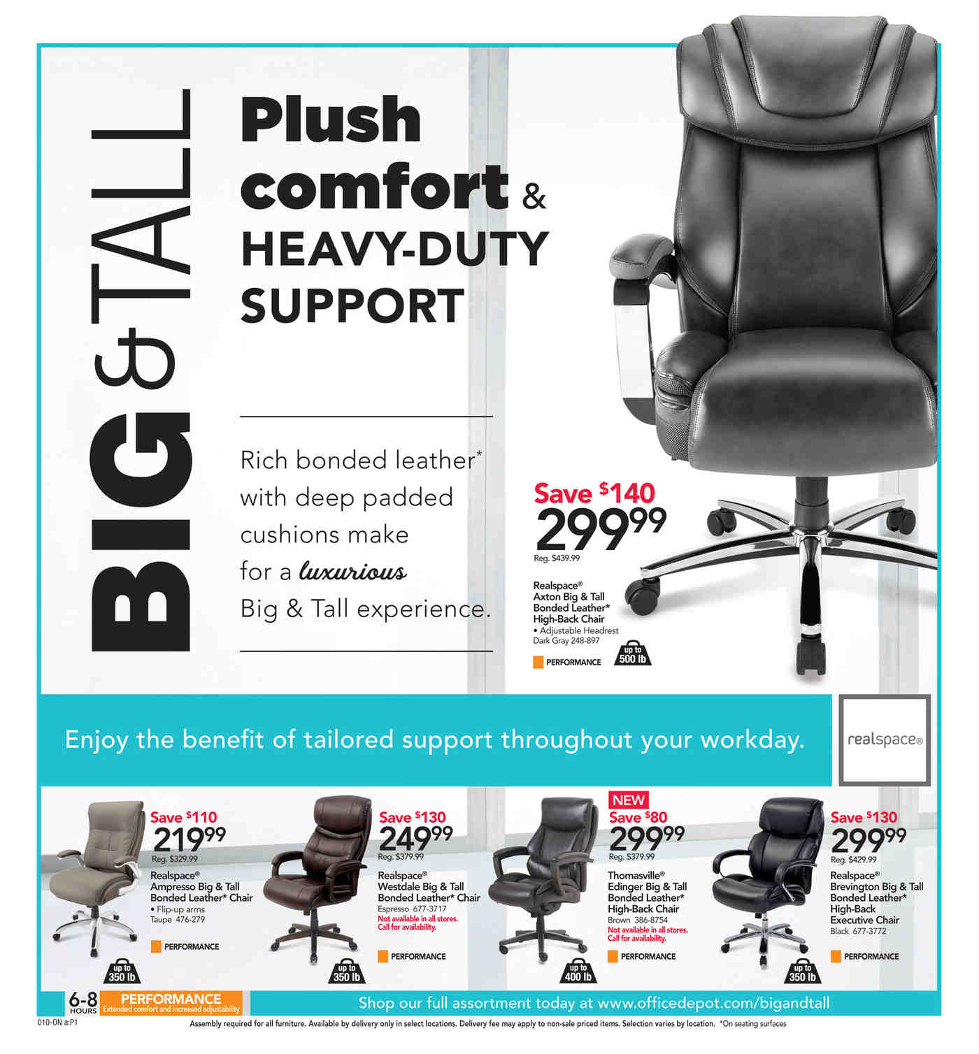 Office Depot and OfficeMax Black Friday 2019 Page 10