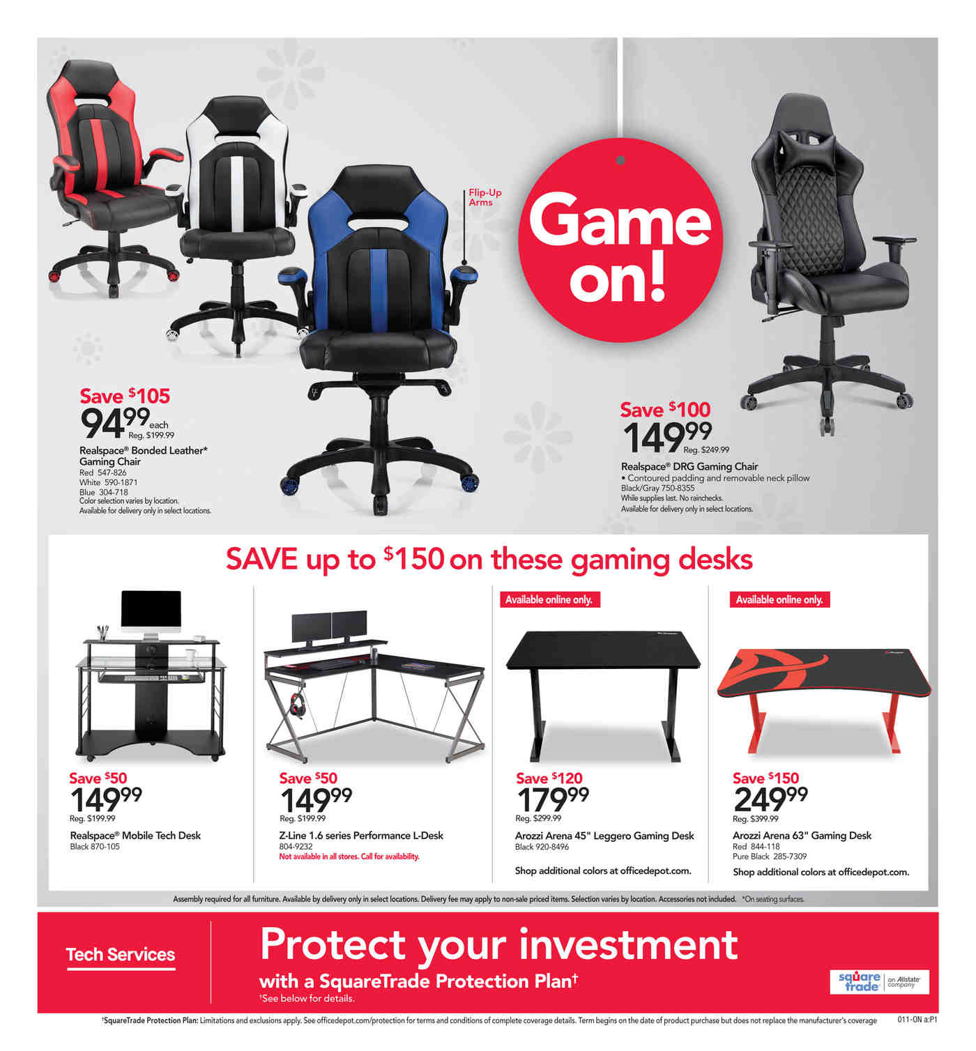 Office Depot and OfficeMax Black Friday 2019 Page 11