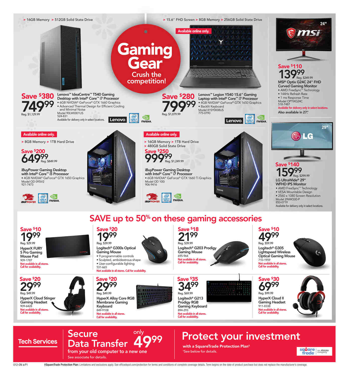 Office Depot and OfficeMax Black Friday 2019 Page 12