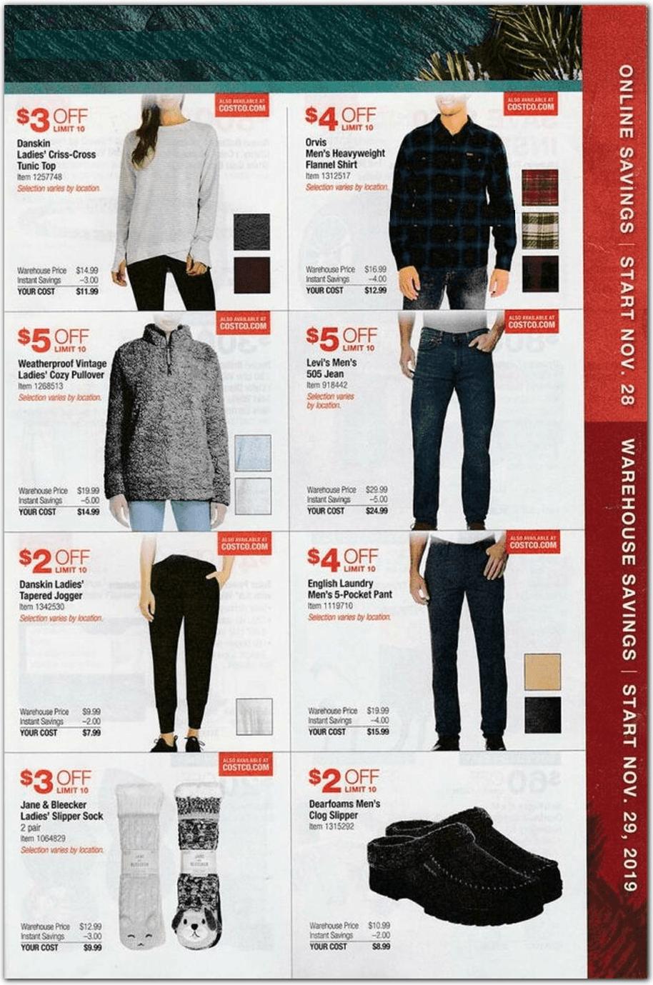 Costco Black Friday 2019 Page 21