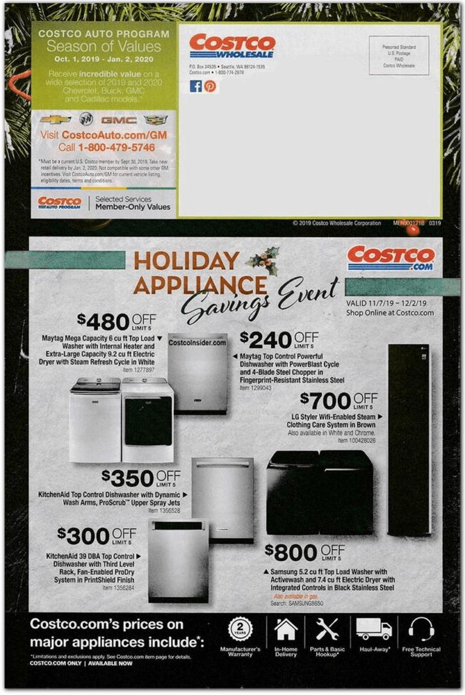 Costco Black Friday 2019 Page 32