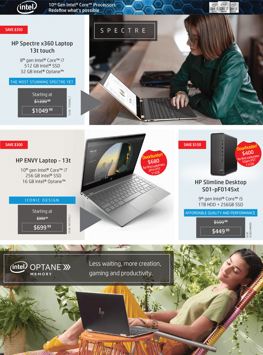 HP Black Friday 2019 Page 4