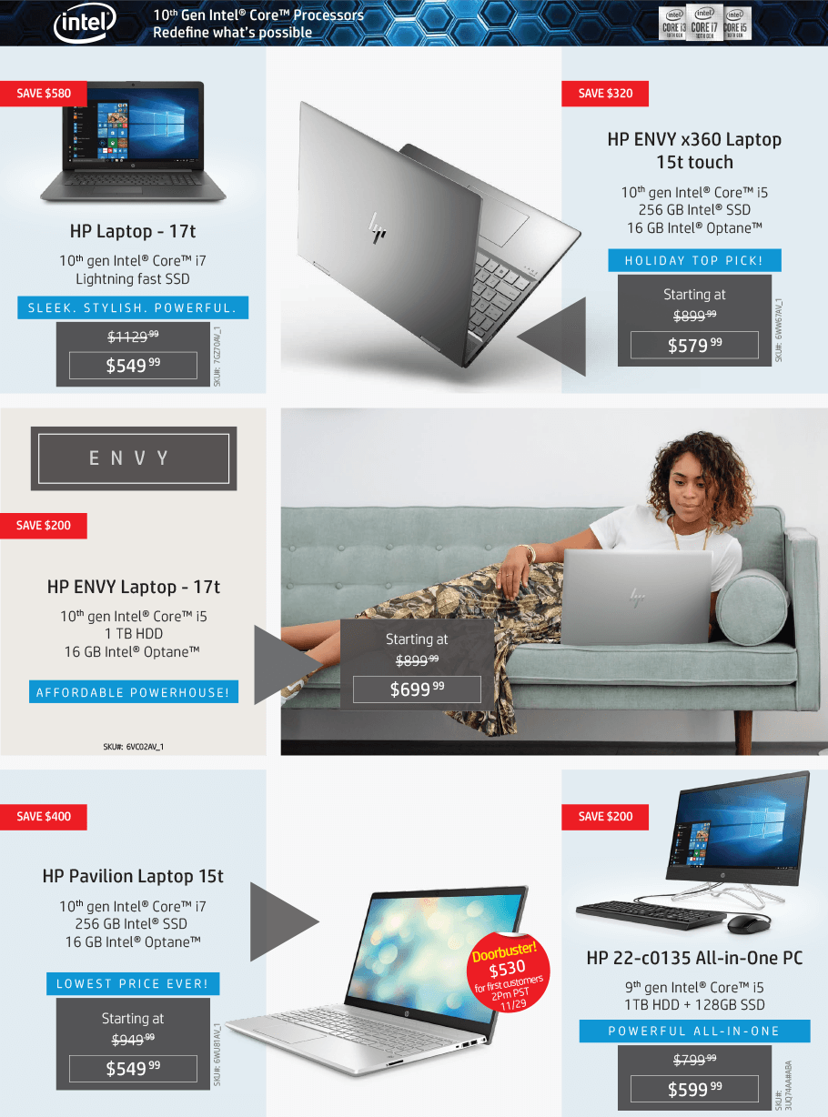 HP Black Friday 2019 Page 5