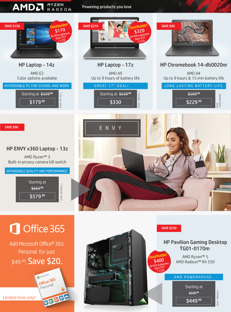 HP Black Friday 2019 Page 7