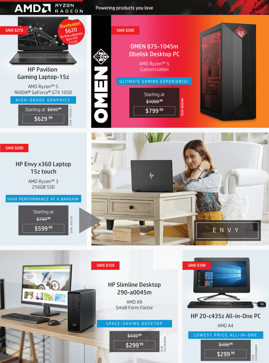 HP Black Friday 2019 Page 8