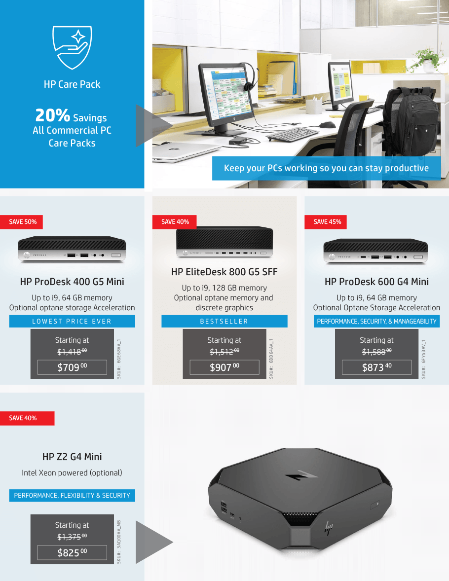 HP Black Friday 2019 Page 18