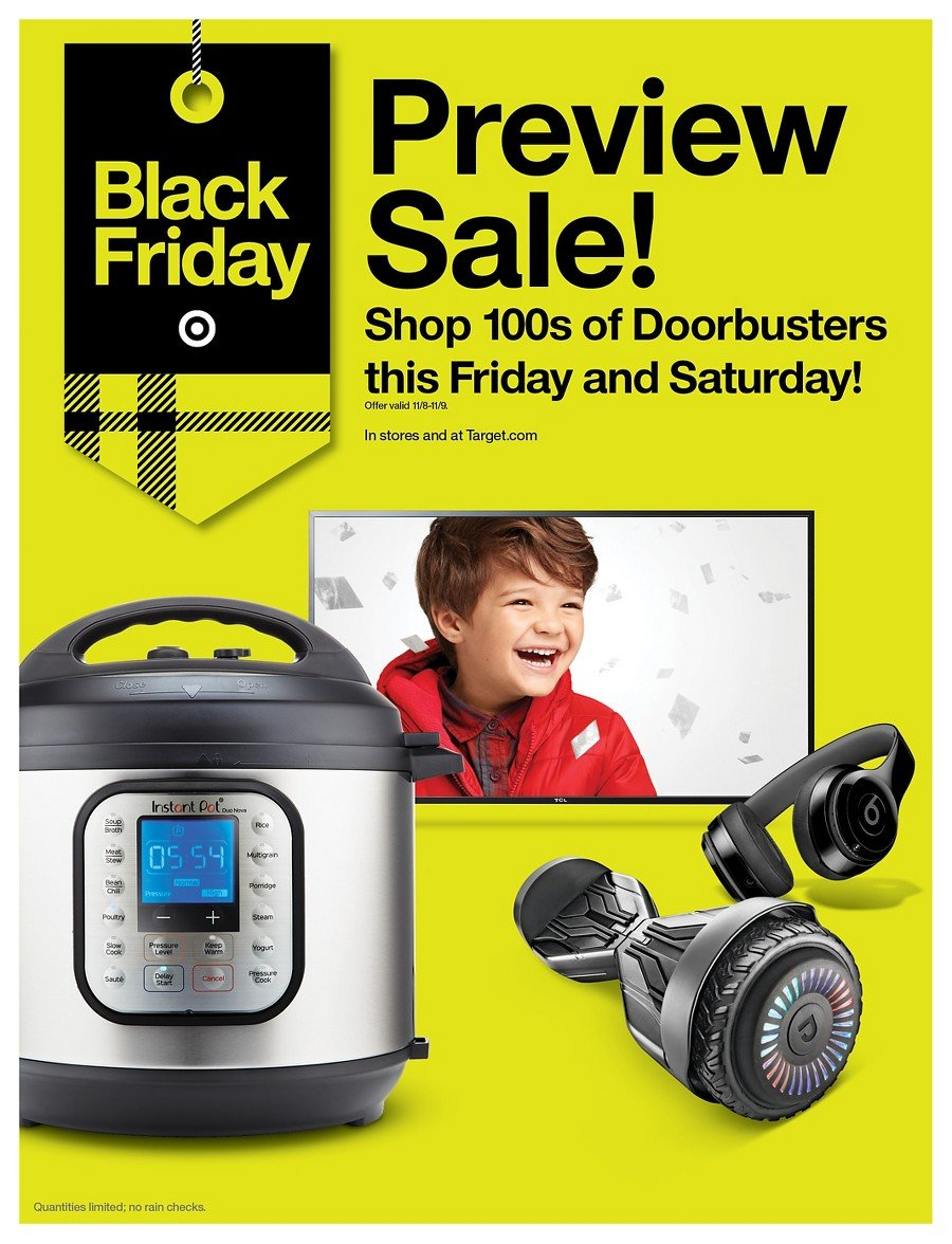 Target Black Friday 2019 Page 2