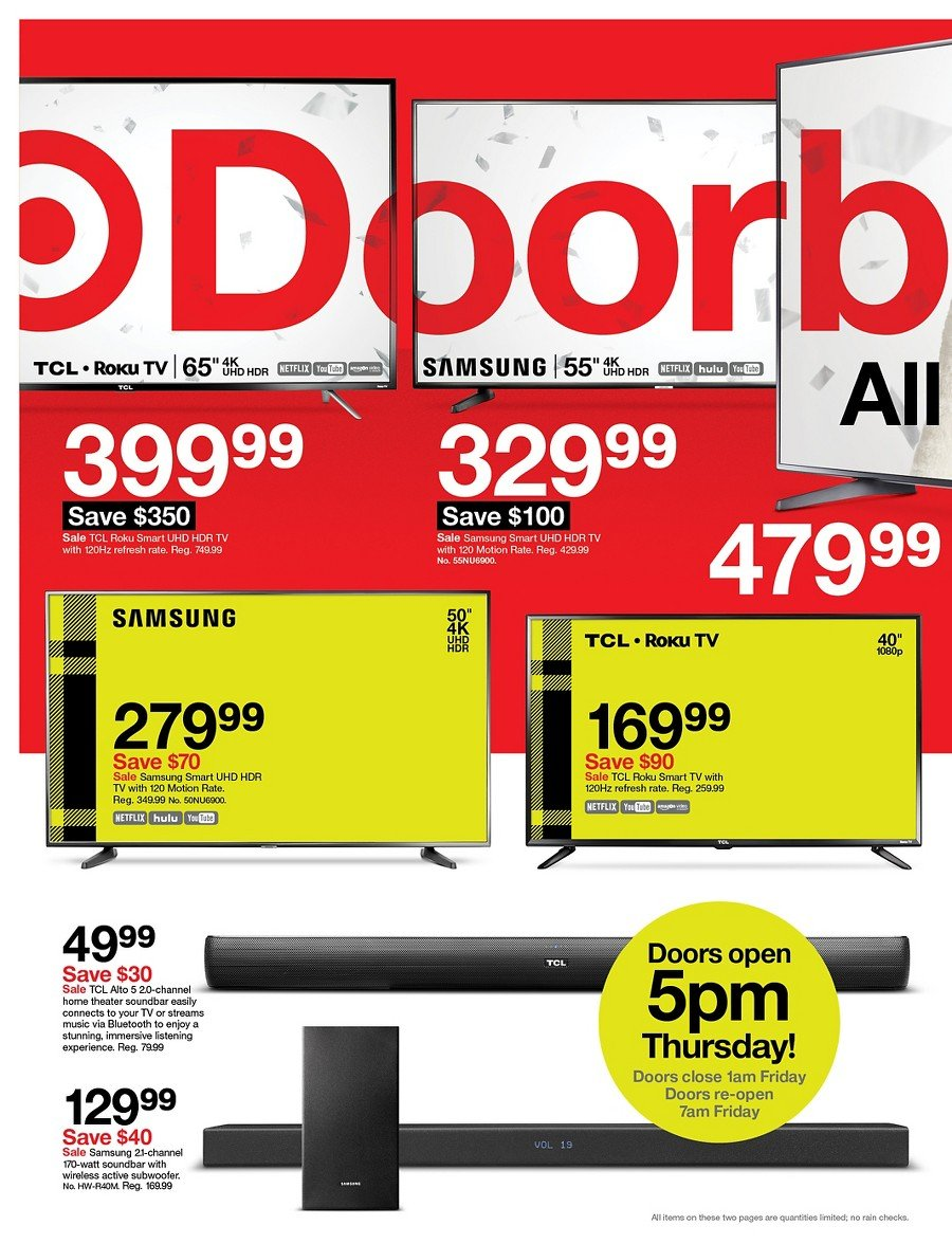 Target Black Friday 2019 Page 3