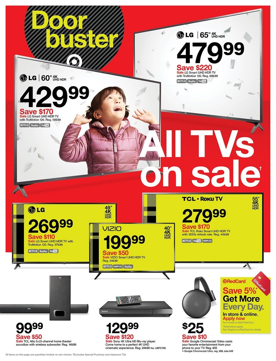 Target Black Friday 2019 Page 6