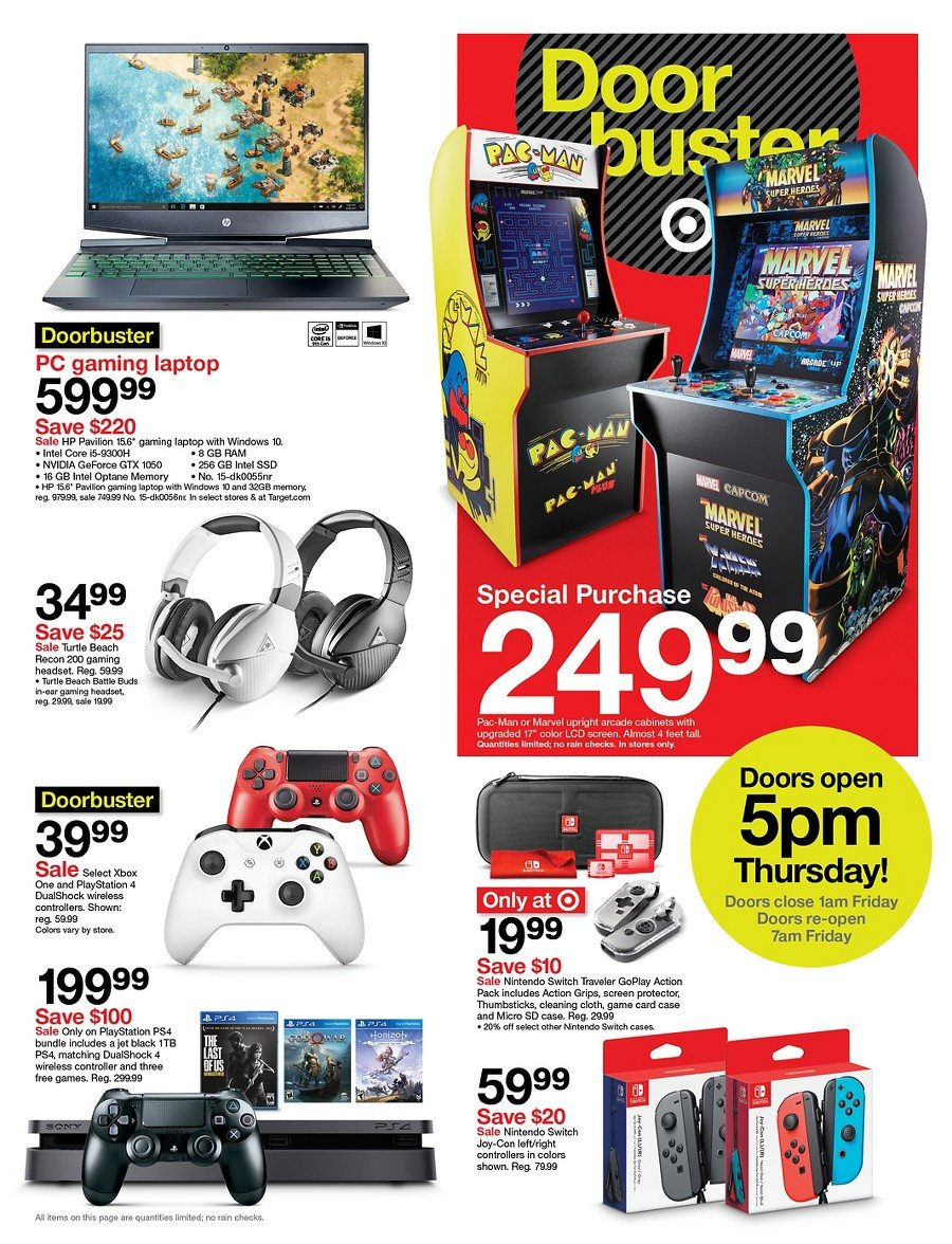 Target Black Friday 2019 Page 15