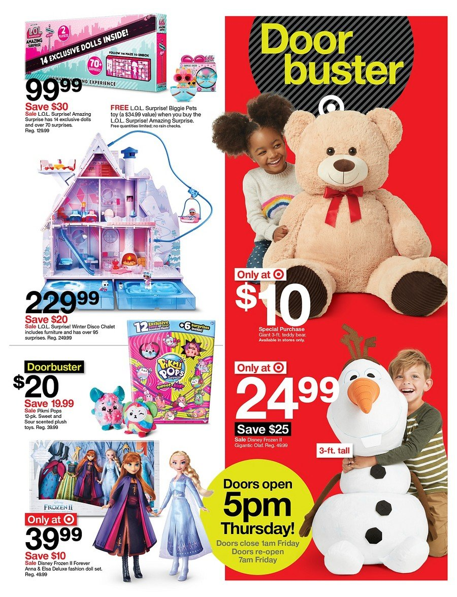 Target Black Friday 2019 Page 20