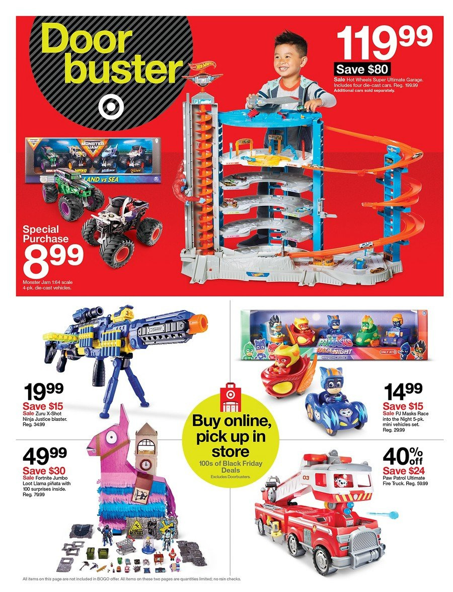 Target Black Friday 2019 Page 23