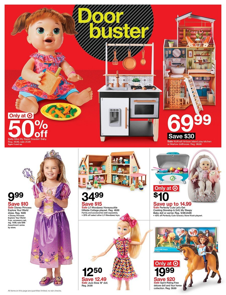 Target Black Friday 2019 Page 25