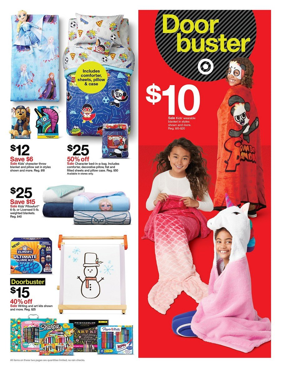 Target Black Friday 2019 Page 31