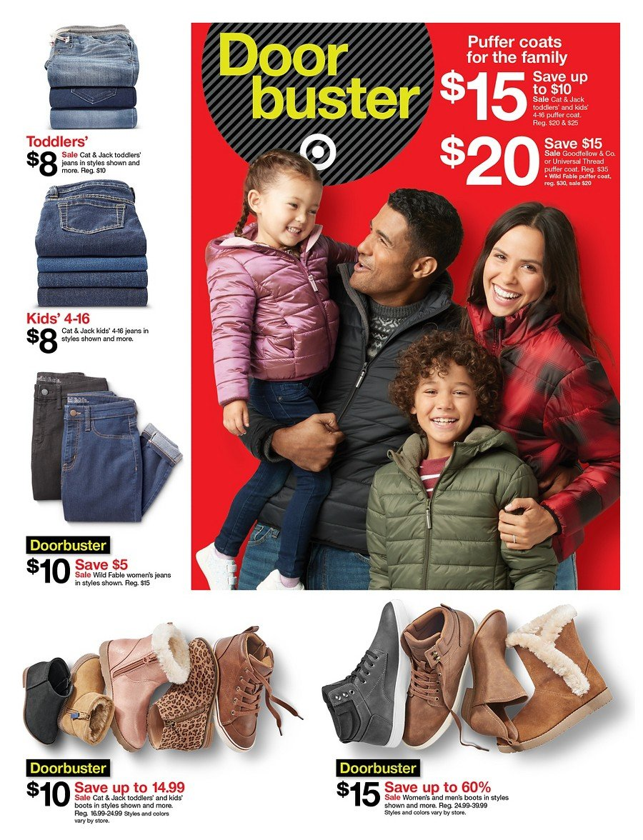 Target Black Friday 2019 Page 33