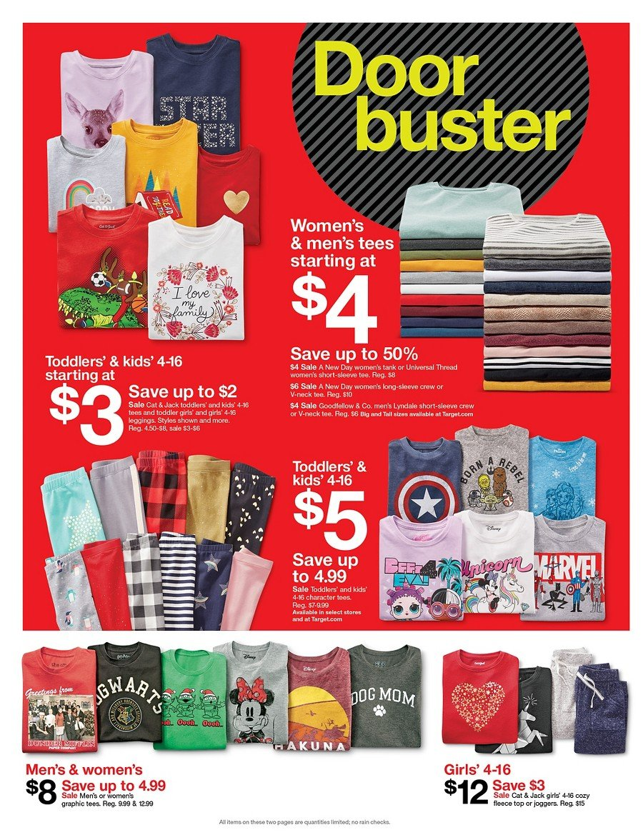 Target Black Friday 2019 Page 34