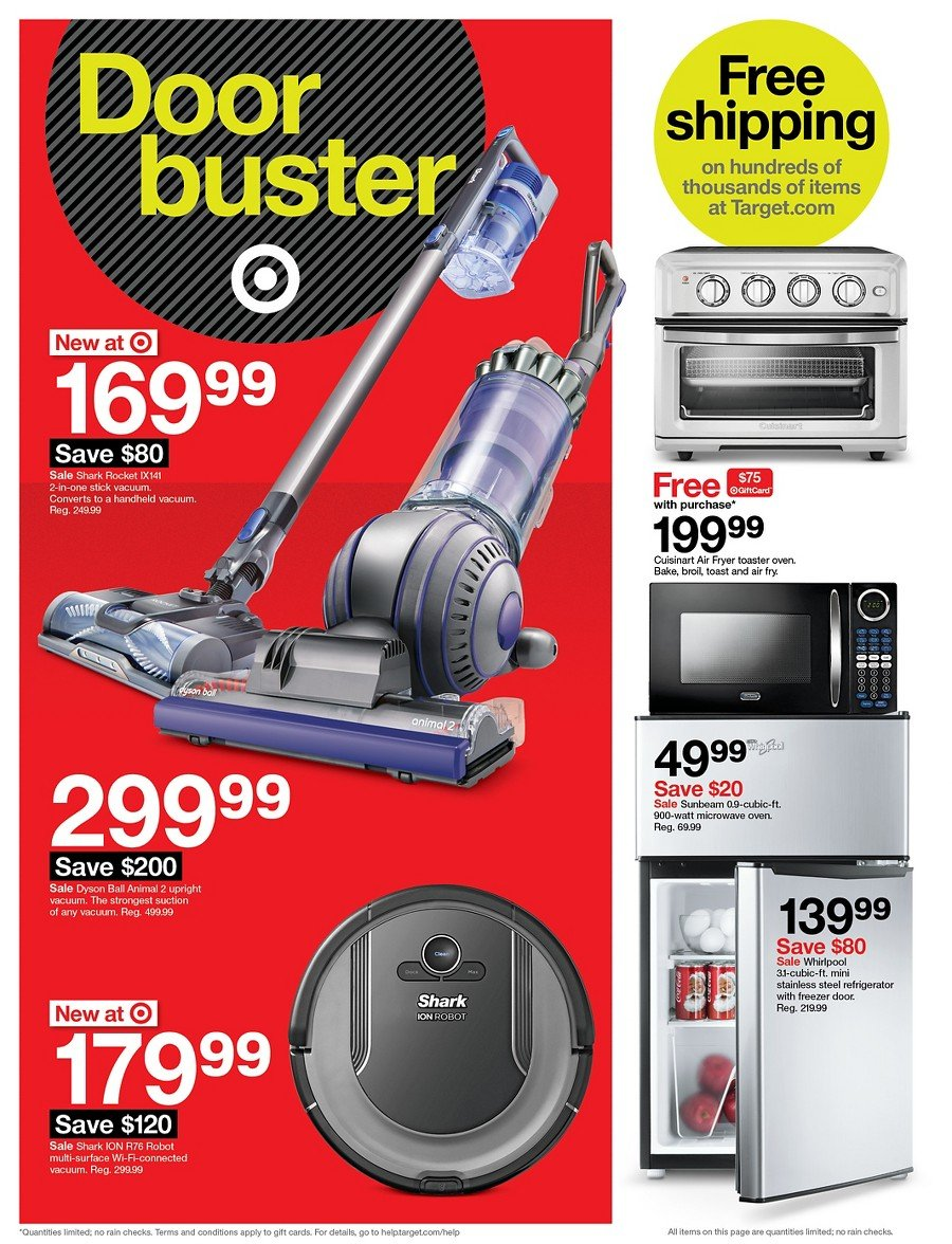 Target Black Friday 2019 Page 49