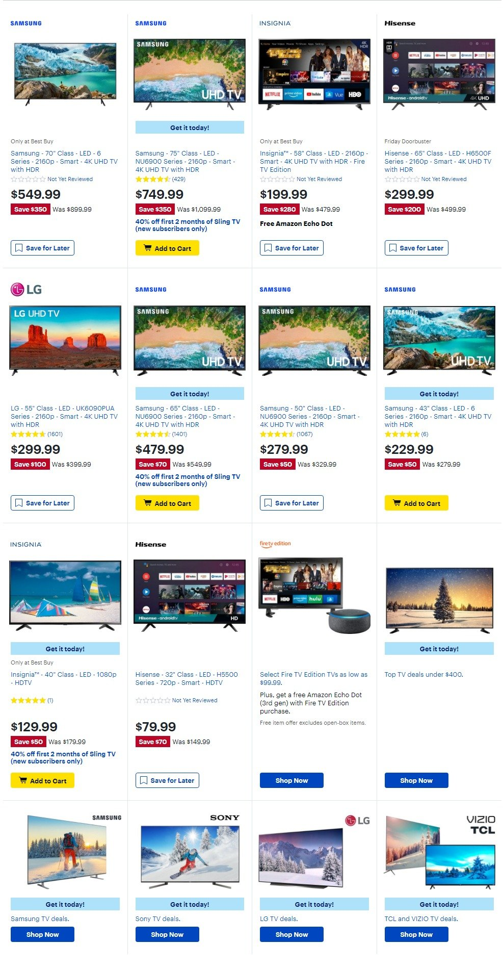 Best Buy Black Friday 2019 Page 7