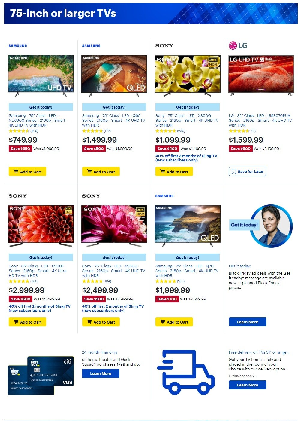 Best Buy Black Friday 2019 Page 8
