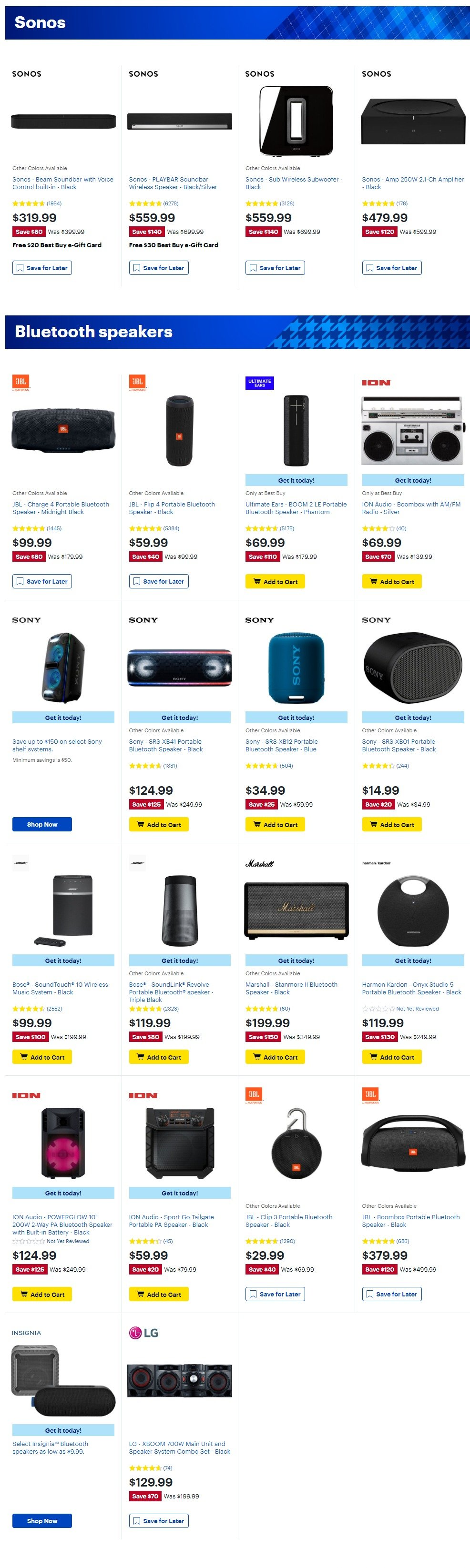 Best Buy Black Friday 2019 Page 12