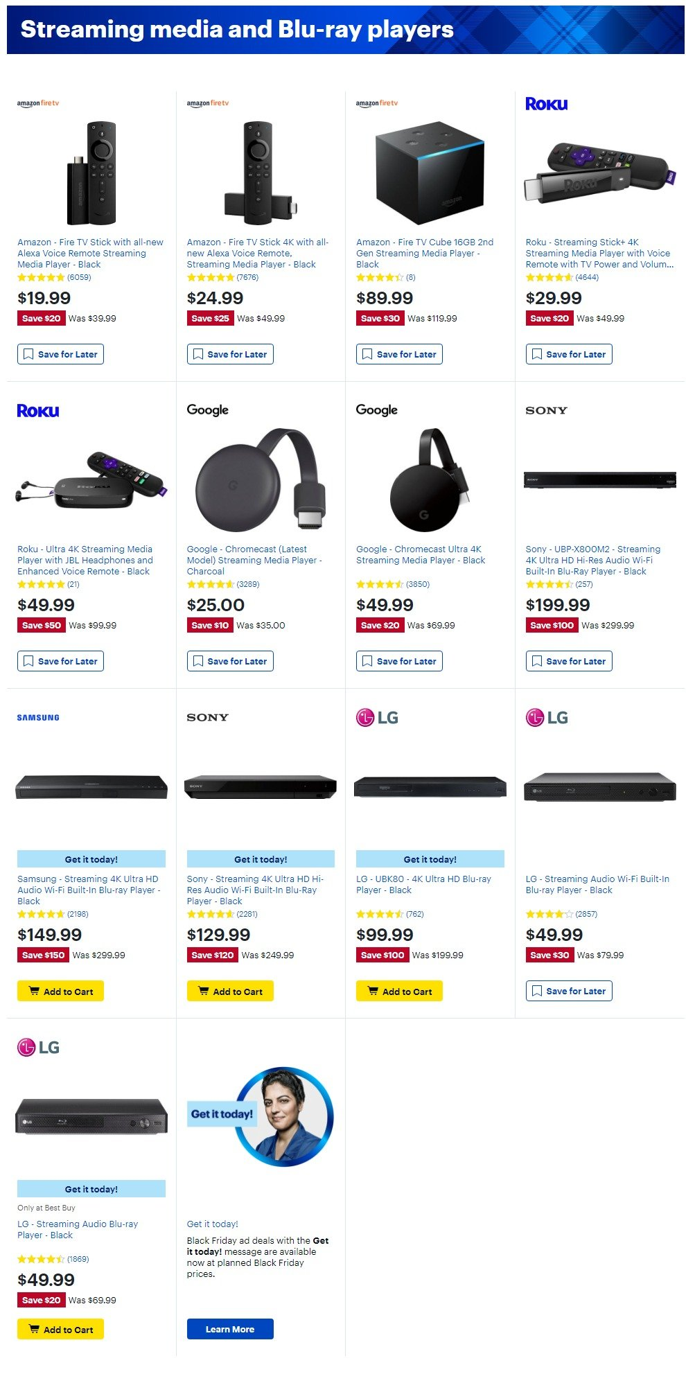 Best Buy Black Friday 2019 Page 13