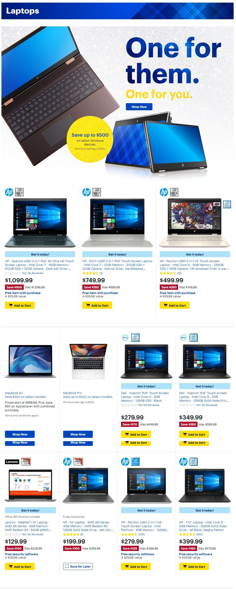 Best Buy Black Friday 2019 Page 16