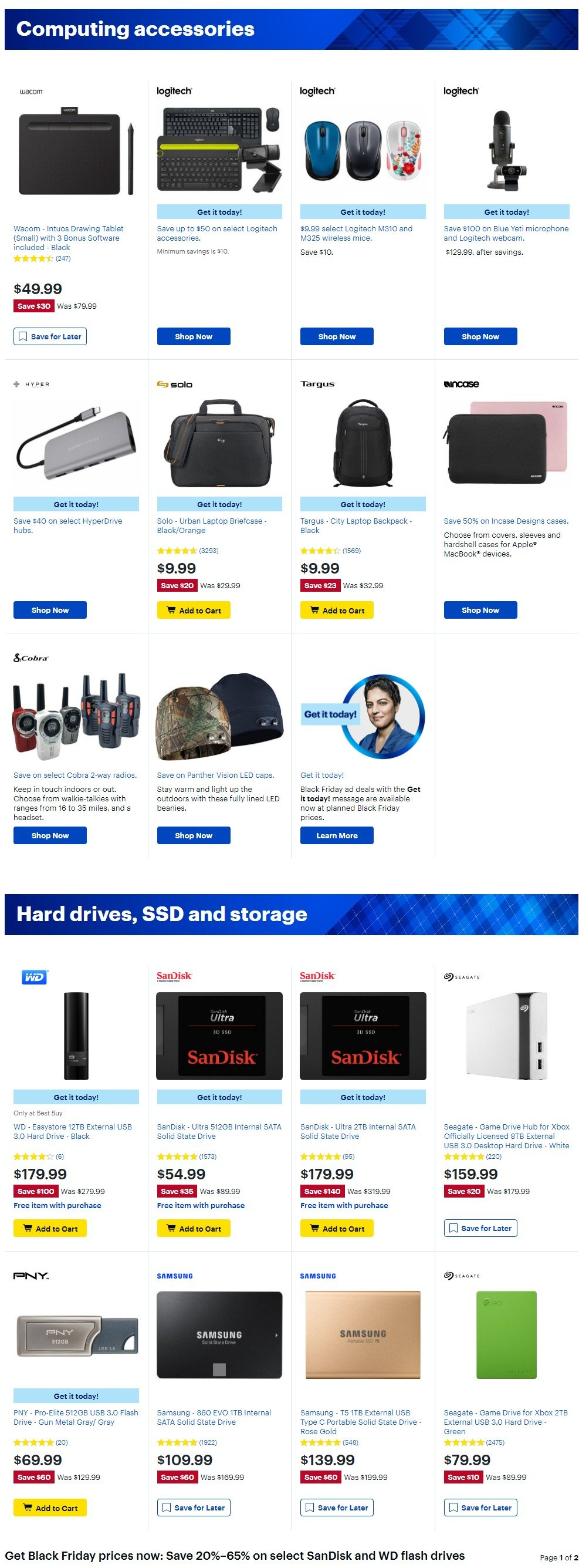 Best Buy Black Friday 2019 Page 19