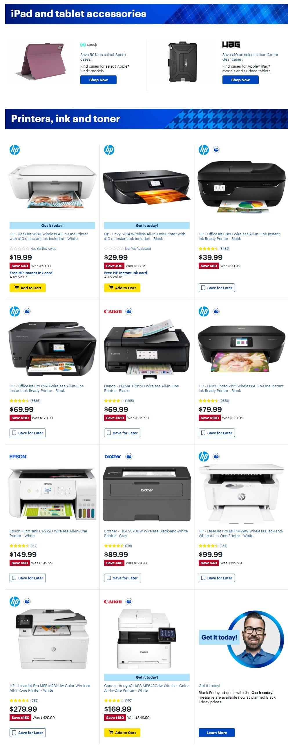 Best Buy Black Friday 2019 Page 21