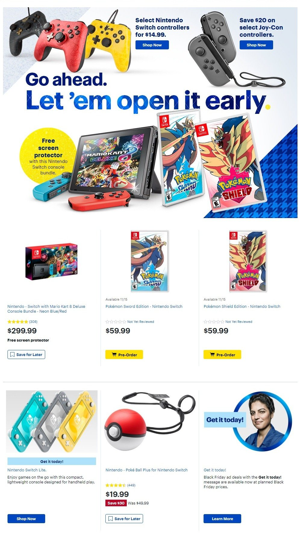 Best Buy Black Friday 2019 Page 22