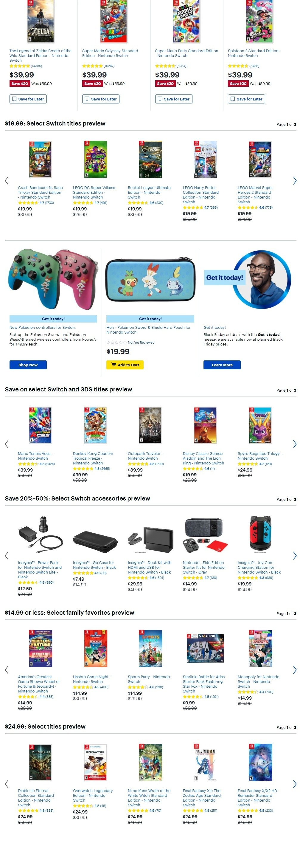 Best Buy Black Friday 2019 Page 23