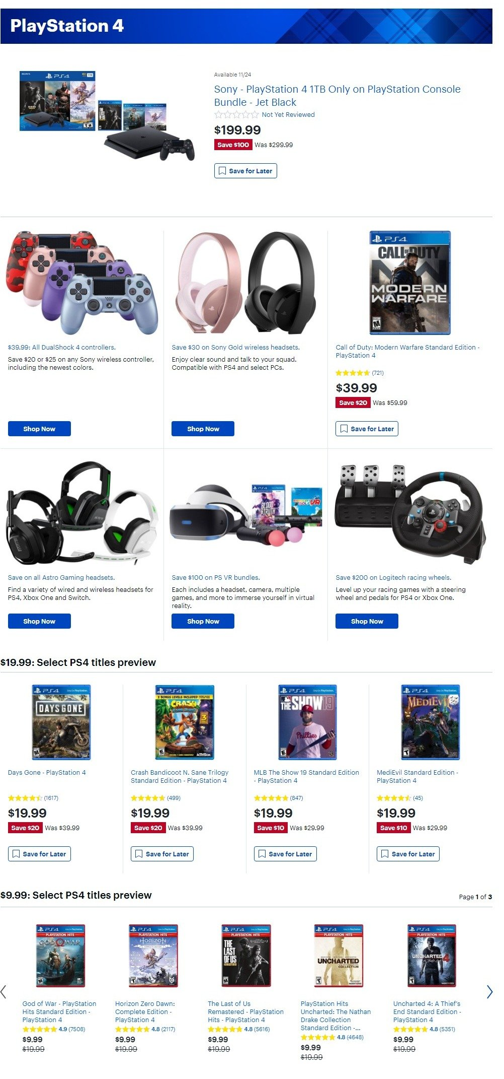 Best Buy Black Friday 2019 Page 24