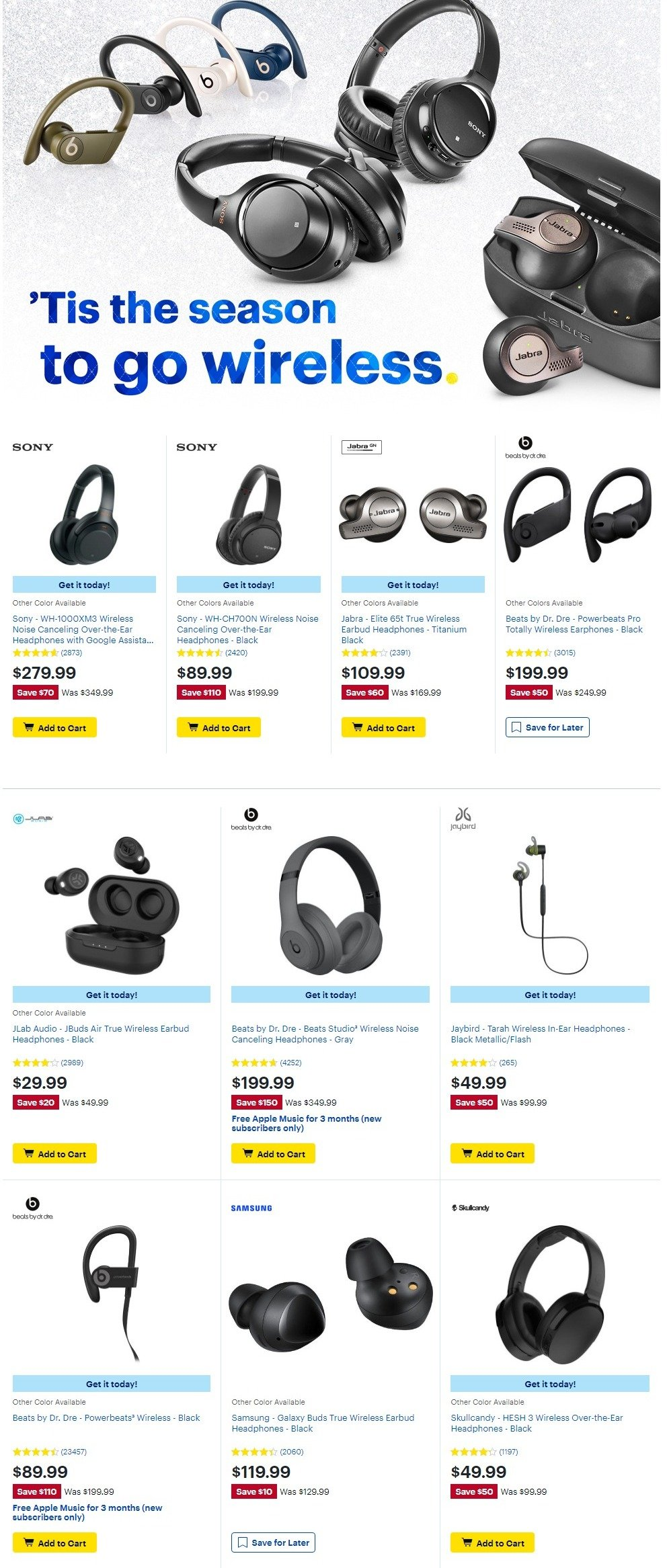 Best Buy Black Friday 2019 Page 27