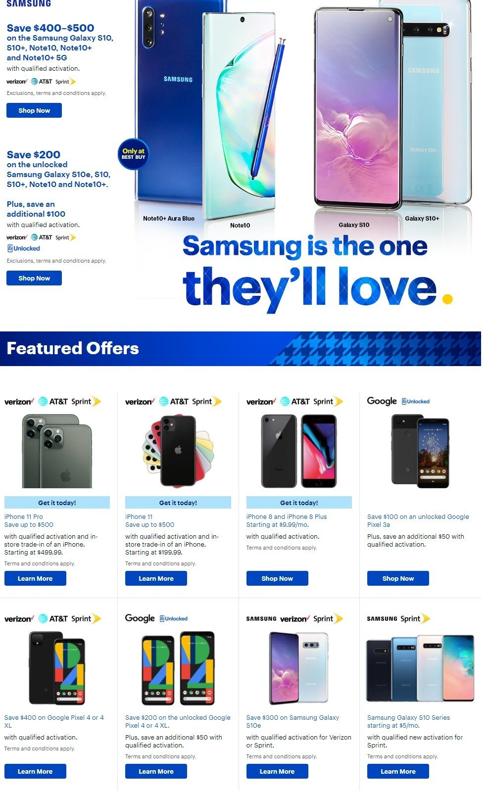 Best Buy Black Friday 2019 Page 30