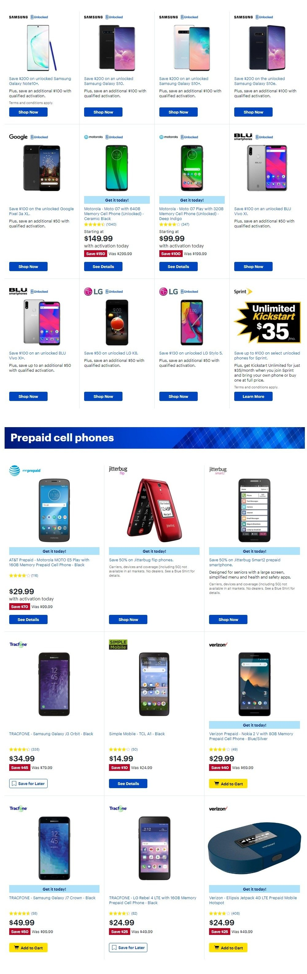Best Buy Black Friday 2019 Page 31