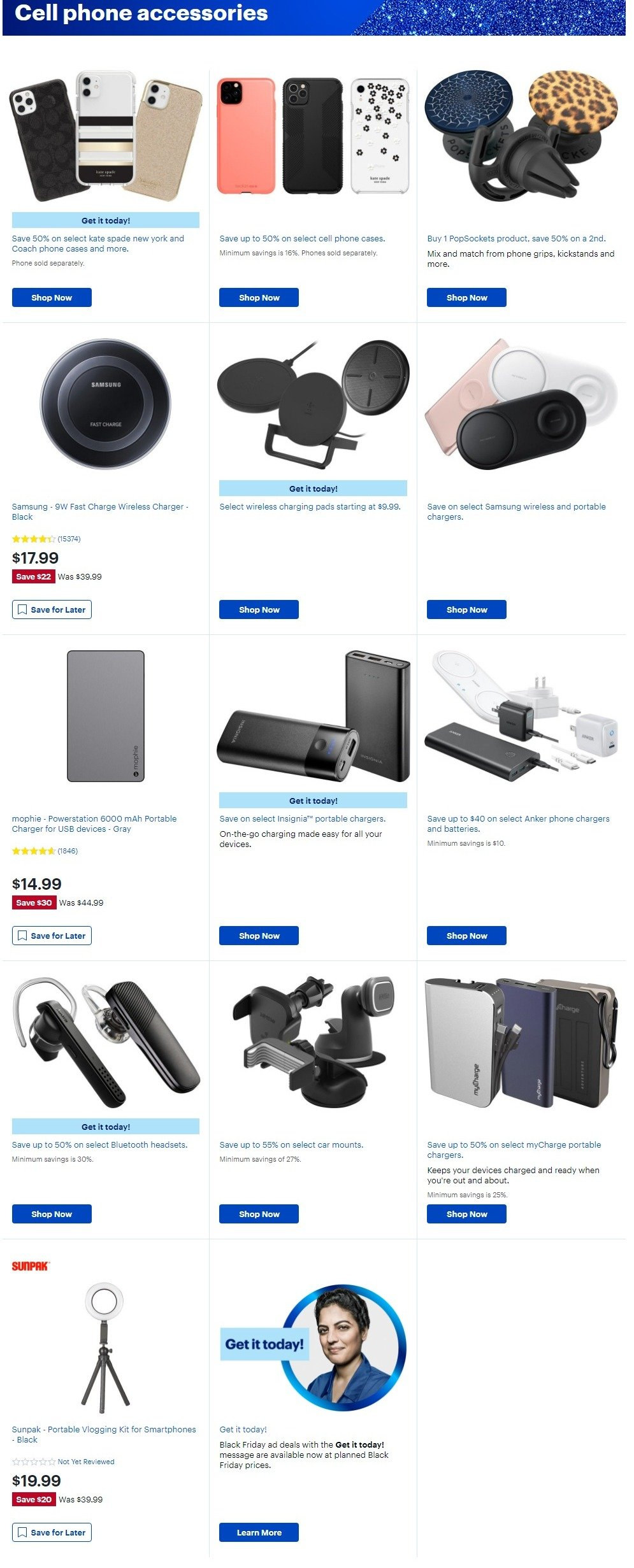 Best Buy Black Friday 2019 Page 32