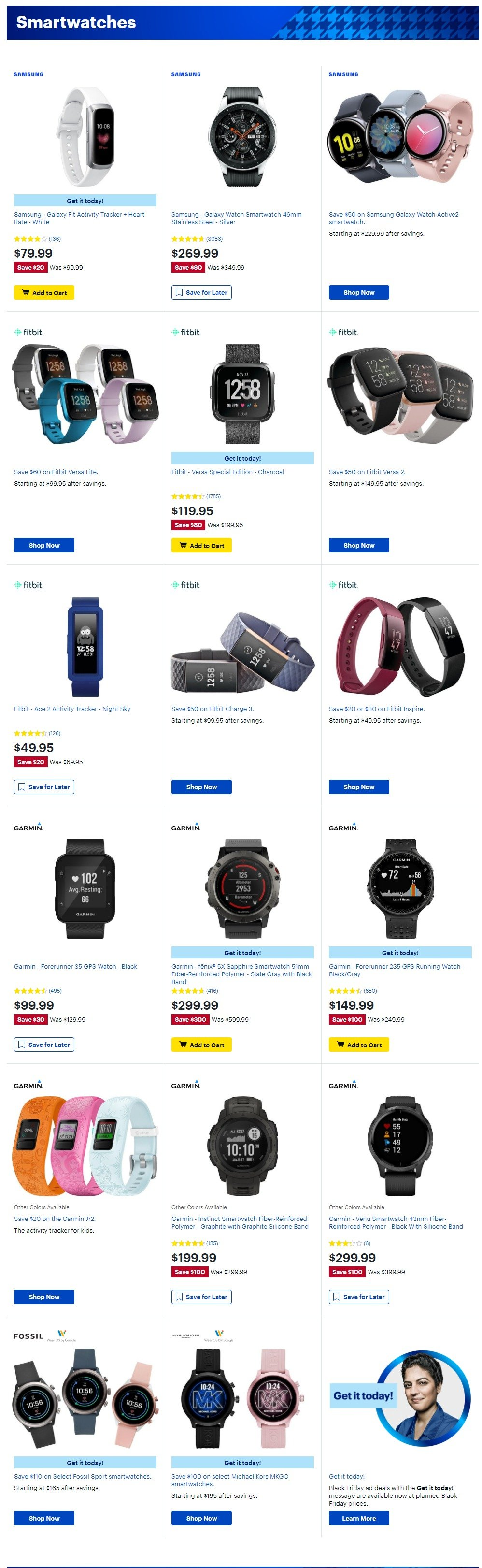 Best Buy Black Friday 2019 Page 34