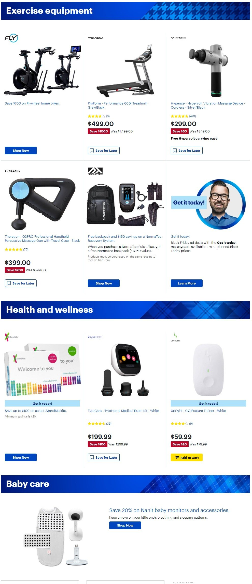 Best Buy Black Friday 2019 Page 37