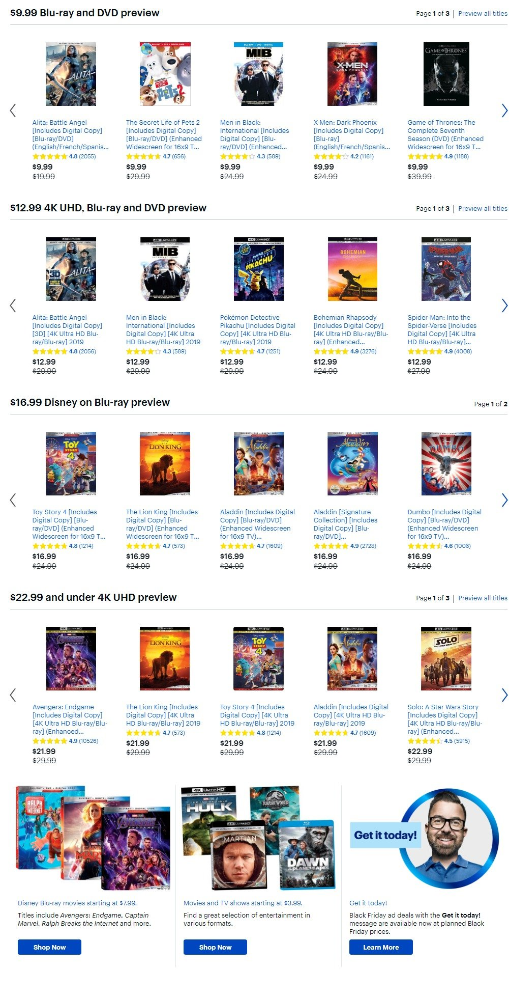 Best Buy Black Friday 2019 Page 39