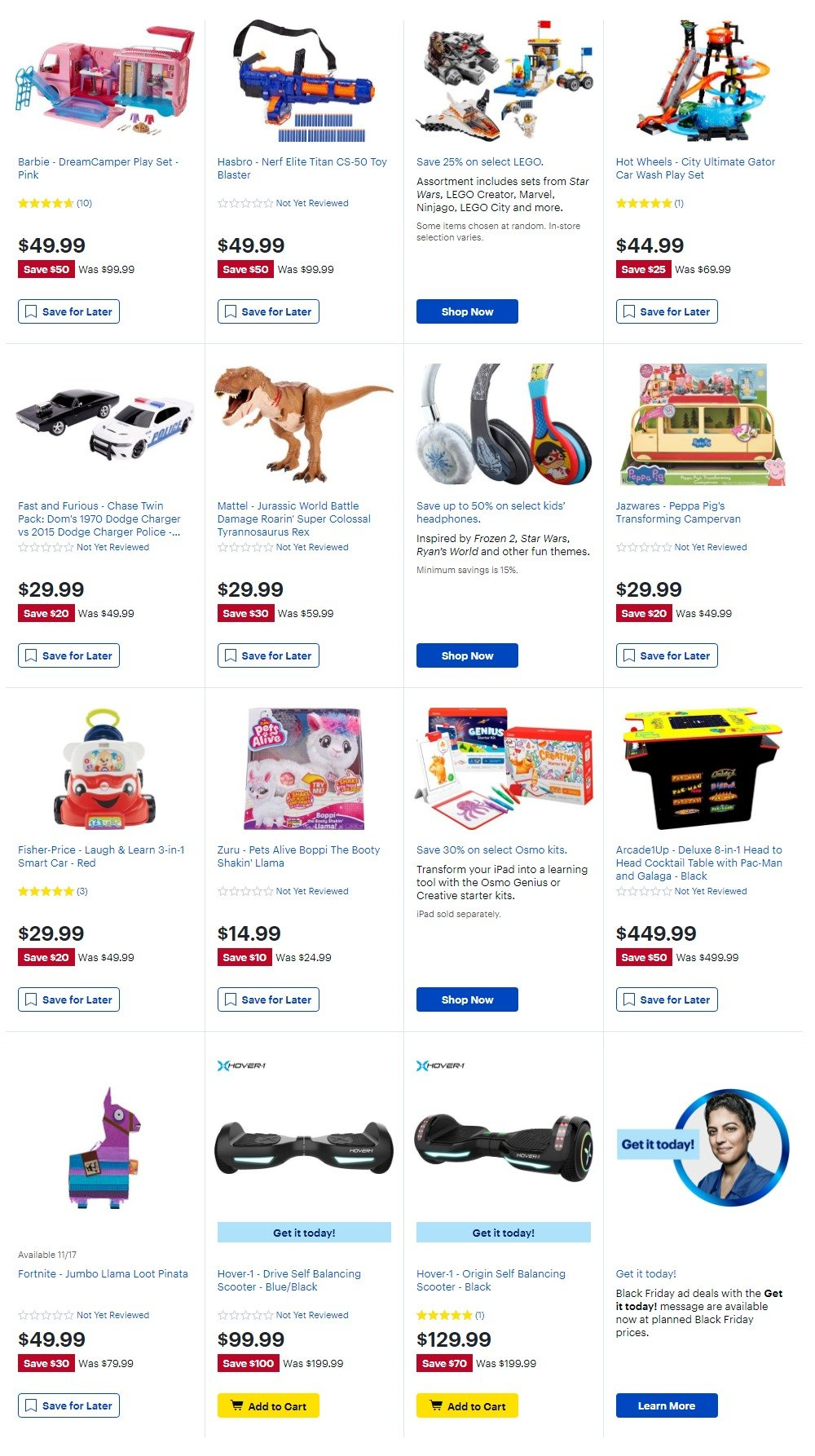 Best Buy Black Friday 2019 Page 42