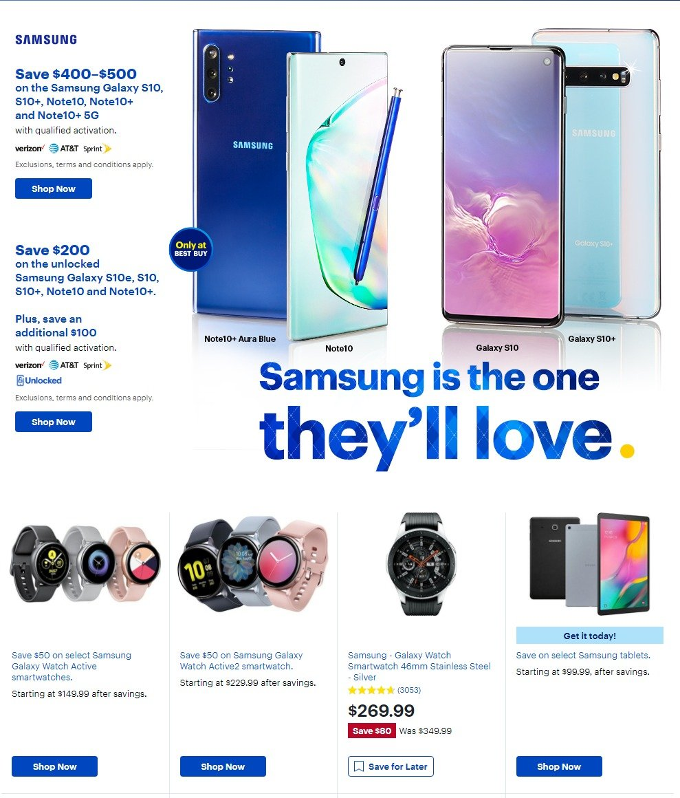 Best Buy Black Friday 2019 Page 43